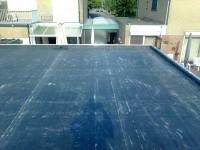EPDM dakbedekking aanbouw
