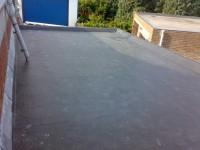 dakbedekking aanbouw