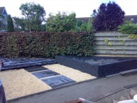 bestrating tuin