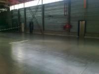 Vloercoating bedrijfshal