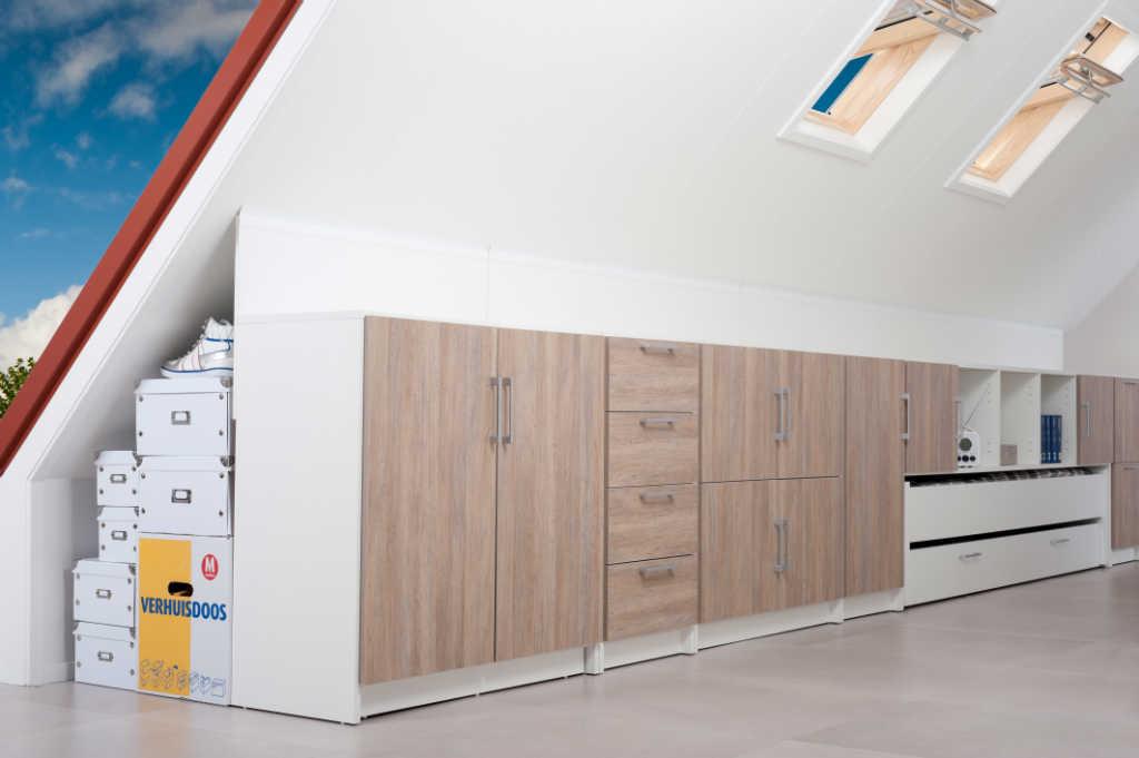 Plexat® extra ruimte op zolder  B. Hoogsteden Montage Bergen op Zoom