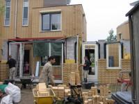 Constructiewerk aanbouw